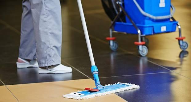 تنظيف المنازل في وقت قصير