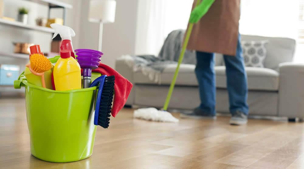 كيفية تنظيف المنزل بسرعة